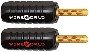 Wireworld Set Screw Banana