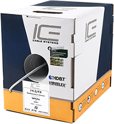 ICE Cable 14-2FX
