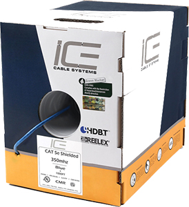 ICE Cable Cat 5e Shielded