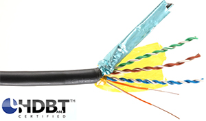 ICE Cable Cat 6 Shielded 1 м.