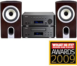Teac Reference 600 System