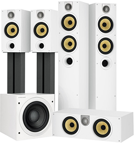 Bowers & Wilkins 684 S2 Theatre
