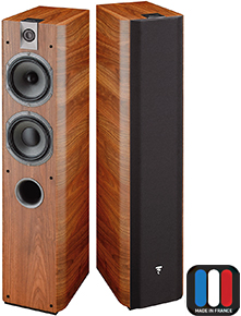 Focal Chorus 716 Walnut