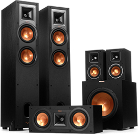 Klipsch R-26F Home Theater System
