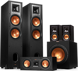 Klipsch R-28F Home Theater System