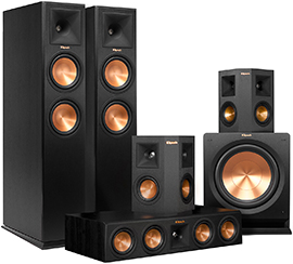 Klipsch RP-260 Home Theater System