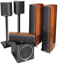 Polk Audio RTi A5 Home Theater System