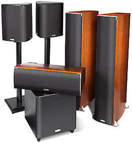 Polk Audio RTi A7 Home Theater System