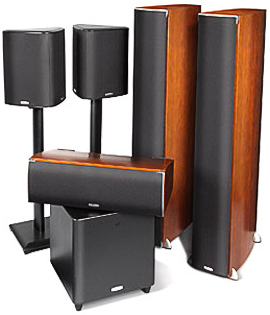 Polk Audio RTi A9 Home Theater System