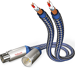 inakustik Premium Audio Cable XLR 0.75 м.